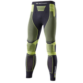X-Bionic Effektor Power Running Pants Long Men Black/Yellow